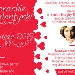 Ciekawe wydarzenia w grodziskiej bibliotece. Klub czytelniczy dla młodzieży, spotkania podróżnicze i literackie Walentynki z Margitą Ślizowską