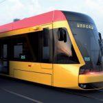 213 nowych tramwajów dla Warszawy