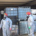 Ponad 1000 ton toksycznych odpadów mogących powodować raka na Mazowszu