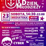 Turniej piłki wirtualnej, wizyta Cyber Mariana, kino, food trucki i wiele innych atrakcji. III Dzień Młodzieży w Grodzisku Mazowieckim już w sobotę! [PROGRAM]