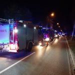 Atak tlenku węgla w Piastowie. Ewakuacja mieszkańców, cztery osoby trafiły do szpitala