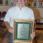 Niezwykły jubileusz Grzegorza Benedykcińskiego. Już 25 lat jest burmistrzem Grodziska!