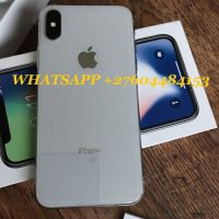 Sprzedaż iPhone X 64 GB 400 € iPhone 8 64GB 340€ iPhone 7 32GB 260 €