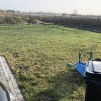 Praca w Ogrodzie- przygotowanie terenu 400m2