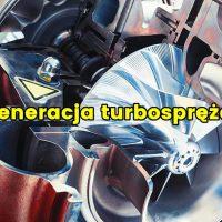 Regeneracja turbosprężarek Warszawa