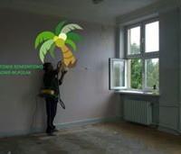 remonty, usługi, malowanie wnętrz, gładzie, panele itp.