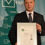 Brwinów gminą Fair Play, burmistrz Menadżerem Roku
