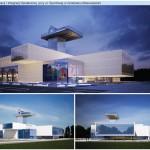 Nowa superhala z obserwatorium w Grodzisku
