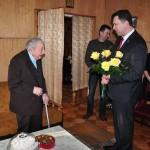 102. urodziny mieszkańca Brwinowa. Z życzeniami przybył burmistrz