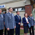 Wracają posterunki policji. Kampinos, Leszno…