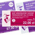 Dojeżdżasz komunikacją miejską do Warszawy? Zapłacisz mniej za bilety! [WIDEO]