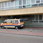 Tragiczny wypadek w Szpitalu Kolejowym. Na pielęgniarkę runęła wielka szafa