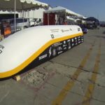 Koleją Hyperloop do lotniska w Baranowie?