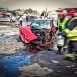 Śmiertelny wypadek w alei Krakowskiej [FOTO]