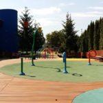 Wodny plac zabaw czeka na najmłodszych