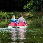 Na rower wodny wpadnij do Ołtarzewa