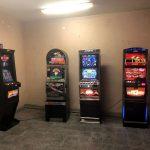 Błonie: mocne uderzenie w nielegalny hazard. Kryminalni zabezpieczyli automaty do gier