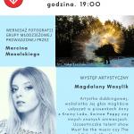 Wystawa fotografii oraz występ Magdaleny Wasylik w Grodzisku