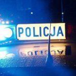 Zderzenie dwóch aut w Broniszach. Jeden z kierowców był pijany, wjechał w barierki