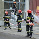Alarm bombowy w Pruszkowie