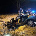 Śmiertelny wypadek na drodze krajowej nr 50