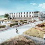 Sześć boisk, czterogwiazdkowy hotel, strefa rekreacyjna dostępna dla mieszkańców…Ruszyła budowa Legia Training Center w Książenicach