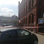 Alarm bombowy w Żyrardowie