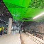 Trzy stacje metra na Woli prawie gotowe! Sami zobaczcie [FOTO]