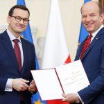 Konstanty Radziwiłł z PiS nowym wojewodą mazowieckim