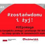 UE i Samorząd Mazowsza doposażają mazowieckie szpitale