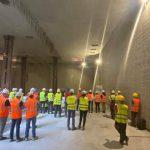Koronawirus spowolnił budowę metra