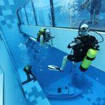 Deepspot już otwarty! Najgłębszy basen do nurkowania na świecie powstał w Mszczonowie [FOTO]