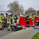Śmiertelny wypadek w Broniszach