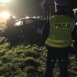 Śmiertelny wypadek na drodze krajowej nr 92