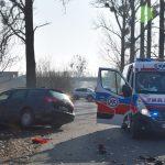 Śmiertelny wypadek na skuterze [FOTO]