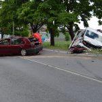 Tragiczny wypadek w Korytowie [FOTO]